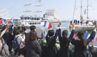 20170302【科学探査船「タラ号」が神戸に サンゴ礁を調査】