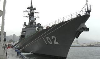 20170321【神戸港に海自護衛艦など寄港】
