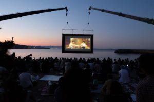 海の映画館
