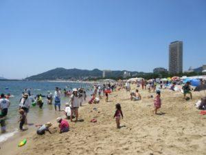 須磨海岸サンプル写真